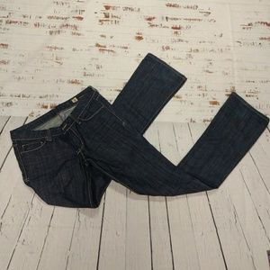 People's Liberation Tanya boot cut jeans (157)